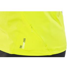 Odlo Zeroweight Ceramicool Koszulka do biegania bez rękawów Mężczyźni zielony/czarny